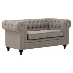 Chesterfield sofa VG811 Siva