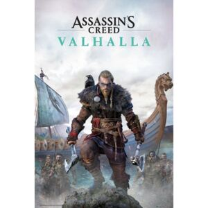 Assassin's Creed: Valhalla - Standard Edition Poster, (61 x 91,5 cm)
