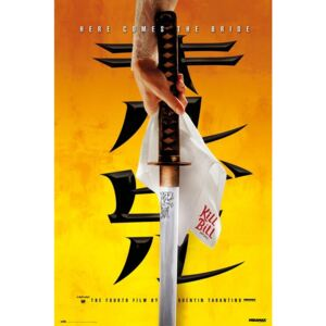 Kill Bill - Katana Poster, (61 x 91,5 cm)