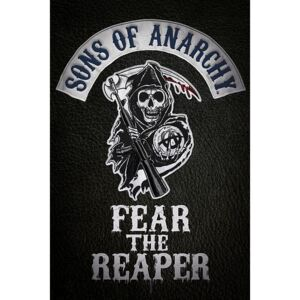 Poster Sons of Anarchy - Fear the reaper, (61 x 91,5 cm)
