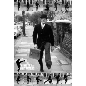 Monty Python - the ministry of silly walks Poster, (61 x 91,5 cm)