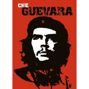 Poster Che Guevara - red, (61 x 91,5 cm)