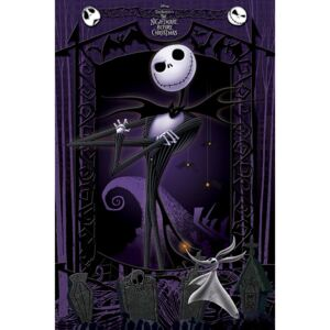 Poster The Nightmare Before Christmas - It's Jack, (61 x 91.5 cm)