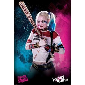 Poster Suicide Squad - Harley Quinn, (61 x 91,5 cm)
