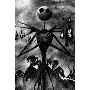 Nightmare Before Christmas - Storm Poster, (61 x 91,5 cm)
