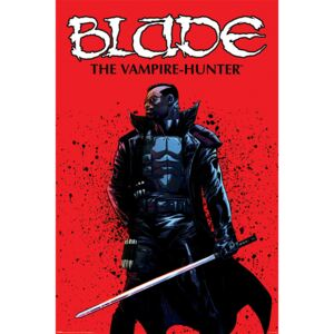 Blade - The Vampire Hunter Poster, (61 x 91,5 cm)
