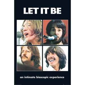 The Beatles - Let It Be Poster, (61 x 91,5 cm)