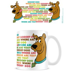 Scooby Doo - Where are You? Šalice