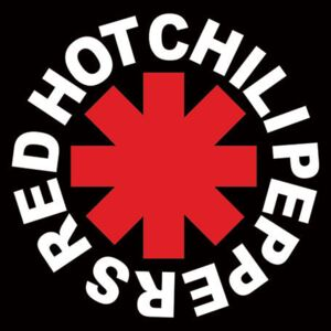 Poster Red hot chili peppers -logo, (61 x 91 cm)