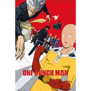 One Punch Man - Season 2 Poster, (61 x 91,5 cm)