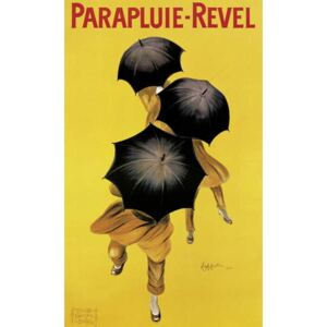 Cappiello, Leonetto - Poster advertising 'Revel' umbrellas, 1922 Reprodukcija umjetnosti