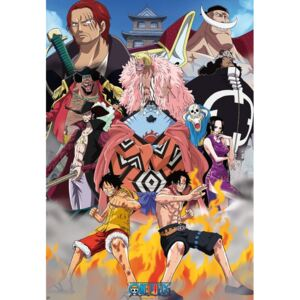 Poster One Piece - Marine Ford, (61 x 91,5 cm)