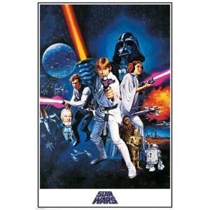 Poster Star Wars A New Hope - One Sheet, (61 x 91.5 cm)