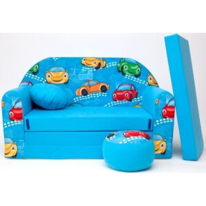 Ourbaby 1218 Cars blue
