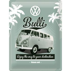 Buvu Metalna tabla - VW Retro Bully
