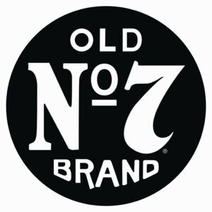 Metalna tabla - Old No. 7 Brand