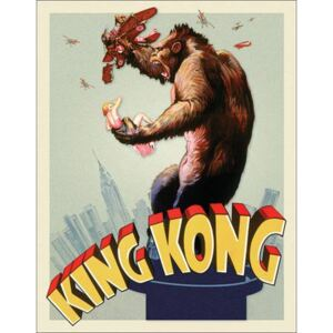 Metalna tabla - King Kong