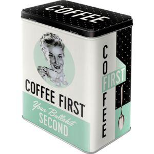 Buvu Metalna doza L - Coffee First