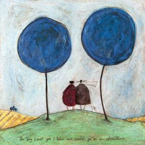 Slika na platnu - Sam Toft, The Day I Met You