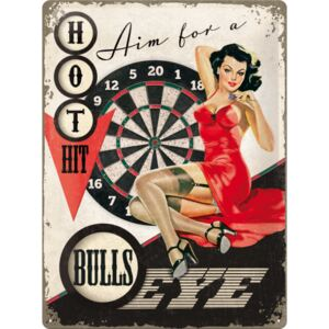 Buvu Metalna tabla - Bulls Eye