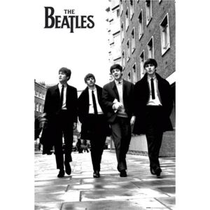 Beatles - in London Poster, (61 x 91,5 cm)