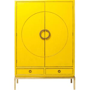 Ormar Disk Yellow