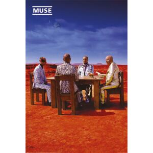 Poster Muse - Black Holes and Revelations, (61 x 91.5 cm)