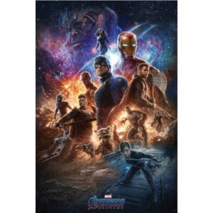 Avengers: Endgame - From The Ashes Poster, (61 x 91,5 cm)