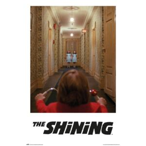 Poster The Shining - Twins, (61 x 91,5 cm)