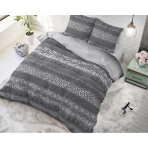 Posteljina Asian Lace Anthracite