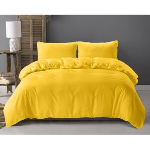 Posteljina Ball Fringe Ocher Yellow
