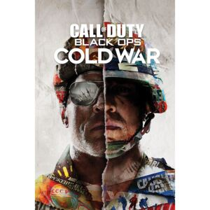 Call of Duty: Black Ops Cold War - Split Poster, (61 x 91,5 cm)