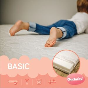 Matrace Ourbaby BASIC 140x70 cm
