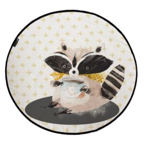Koberec Mr. Little Fox Raccoon 31753-0