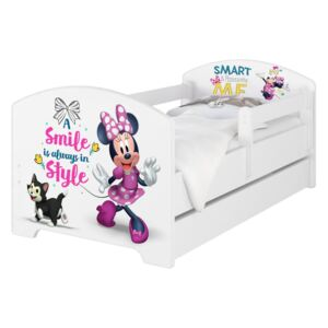 Ourbaby Minnie Mouse Smart 140x70 cm