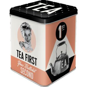 Buvu Doza za čaj - Tea First, Bullshit Second