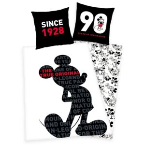 Posteljina Mickey Mouse - 90 Years