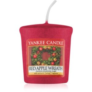 Yankee Candle Red Apple Wreath mala mirisna svijeća bez staklene posude 49 g