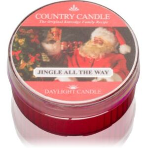 Country Candle Jingle All The Way čajna svijeća 42 g