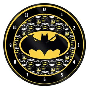 Clock Batman - Logo