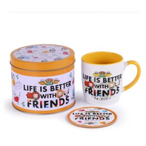 Poklon paket Friends - Life Is Better Chibi