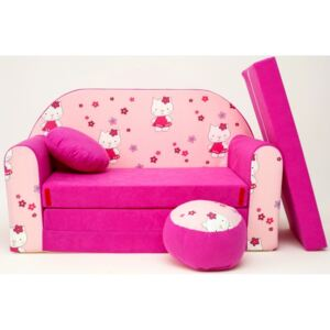 Dječja sofa Hello Kitty