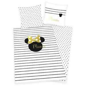 Minnie Mouse - gold print