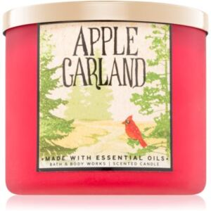 Bath & Body Works Apple Garland mirisna svijeća 411 g