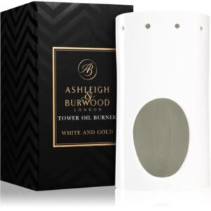 Ashleigh & Burwood London White and Gold keramička aroma lampa