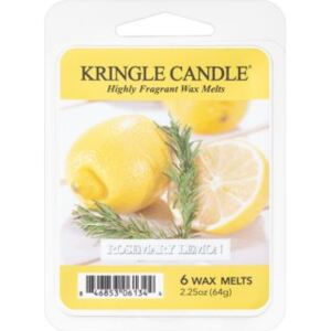 Kringle Candle Rosemary Lemon vosak za aroma lampu 64 g