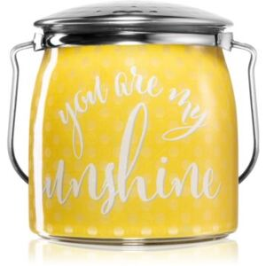 Milkhouse Candle Co. Creamery You Are My Sunshine mirisna svijeća 454 g