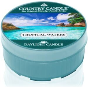 Country Candle Tropical Waters čajna svijeća 42 g