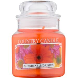 Country Candle Sunshine & Daisies mirisna svijeća 104 ml