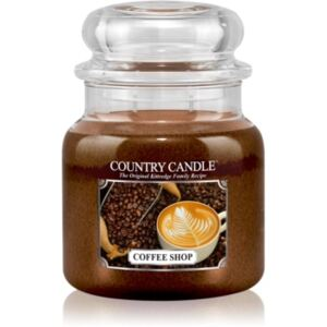 Country Candle Coffee Shop mirisna svijeća 453 g